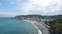 D'Etratat à la plage de la poterie Cap d'Entifer en passant par la plage du Tilleul | da jeanlouisallix