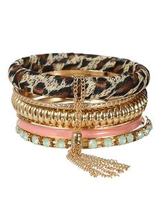 Bangles with Tassel