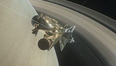 Cassini's Grand Finale has begun, as the spacecraft threaded the needle between Saturn and its rings, following several fantastic moon passes and a final glance back at Earth. The post Cassini Survives First Grand Finale Dive appeared first on Sky & Telescope.