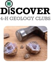 Discover 4-H Geology Clubs and many more curricula from Utah State University Extension