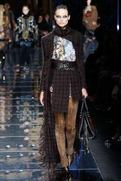 Balmain Autumn/Winter 2017 Ready to Wear Collection | British Vogue
