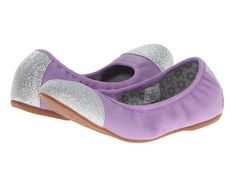 Hanna Andersson Purple and silver sparkle leather ballet flat Girls Ballet Flats, Girls Dress Shoes, Ballet Fashion, Leather Ballet Flats, Hanna Andersson, Childrens Shoes, Toddler Fashion, Discount Shoes, Big Kids