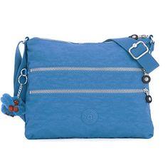Women's Shoulder Bags - Kipling Alvar Cross Body Bag HB4061 Bright Turquoise >>> You can get additional details at the image link.