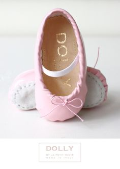 DOLLY by Le Petit Tom ® BABY BALLERINA'S 8CB 'Ballet Class' pink | Le Petit Tom ®