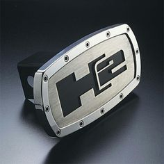 All Sales H2 Receiver Hitch Cover