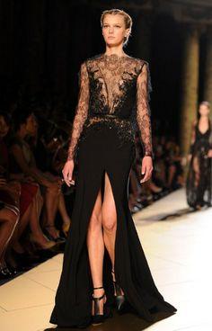 Elie Saab Haute Couture autumn/winter 2012