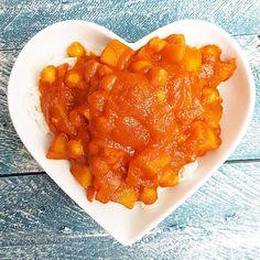 Chana Aloo Masala Indisches Gericht mit Kichererbsen Kartoffeln und vielenhellip