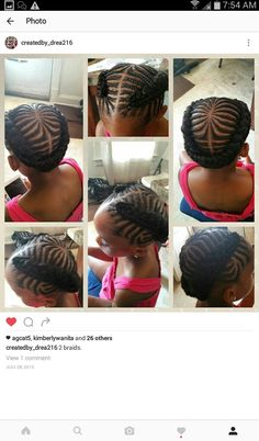 Iverson Braids | Cute Stuff | Pinterest | Hair Style, Cornrows And Girl  Hairstyles