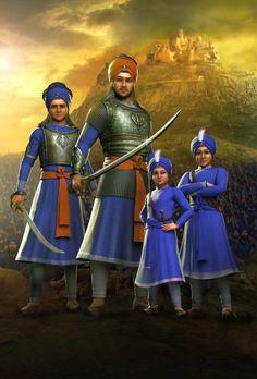 Khalsabook - Inspiring Khalsa Ideals for tomorrow..