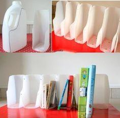 Органайзеры из пластиковых бутылок
