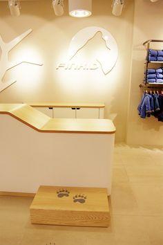 FINKID children clothing concept store by The Store Designers, Erfurt » Retail Design Blog