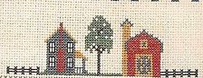 Folk Art Towels for kitchen and bath charted designs by Harriette Tew offers 9 counted cross stitch patterns.  See more creative patterns, charts, graphs, templates, kits, supplies, leaflets, booklets, and instant downloads for counted cross stitch, quilting, decorative painting, plastic canvas, knitting, and crochet here:  www.etsy.com/shop/carolinagirlz2