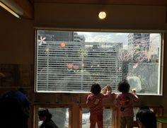 2015/2/21掲載 名古屋のエコライフショップ「マジックマーマ」さんのイベントの様子。「おえかきで春さがし」と題してキットパスの体験会を開いてくださったそうです。 https://www.facebook.com/kitpas2005 #kitpas #キットパス