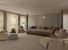 The TriBeCa Penthouse, o la decoración Wabi, de Axel Vervoordt, convertida en hotel   Etxekodeco