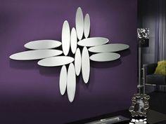 Espejo moderno de cristal Modelo Domo. Decoracion Beltran, tu tienda online de espejos modernos