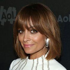 Nicole Richie and Alice Eve Debut Bob and Fringe Haircuts