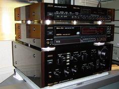 Hifi Stereo, Hifi Audio, Audio Sound, Sound Of Music, Speaker Amplifier, Studio Setup, Audio Equipment, Audio System, Tecnologia