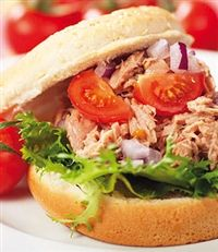 Weigh-Less Online - Spicy Tuna Sandwich Filling Sea Weed Recipes, Dirt Cheap Meals, Large Family Meals, Large Families, Queso Fundido, Sandwiches, Sandwich Fillings, Salad With Sweet Potato, Pork Belly