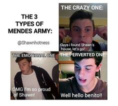 I'm all of them. ALL of them