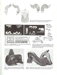 7th century saddle reconstructions, Sweden