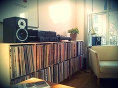 #vinyl setup