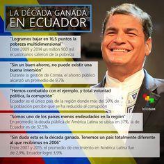 Rafael Correa culmina cuatro años más de lucha por Ecuador   Noticias   teleSUR