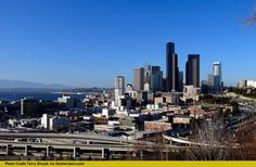 View of Seattle from Beacon Hill by Terry Divyak via Shutter Tours