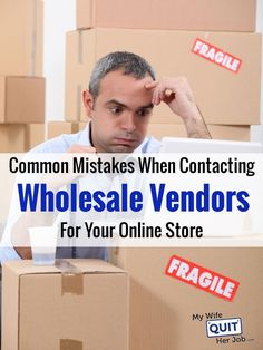 Working with reliable vendors is an essential part of running a profitable online store. And on the surface, the process is pretty straightforward. One, you look for distributors that carry the product you want to sell. Two, you call them up or send them an email in order to establish a relationship. Three, you ask for pricing, availability and discuss selling terms. Finally, you either buy a small stock of inventory or work out a dropshipping arrangement. Sounds simple right?  But for some…
