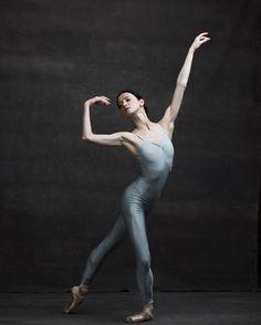 <<Svetlana Lunkina, Principal dancer with The National Ballet of Canada (former Bolshoi Prima Ballerina) # Photo © Karolina Kuras>>