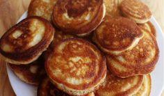 Americké palacinky s makom - Receptik. Sausage, Pancakes, Breakfast, Food, Basket, Morning Coffee, Meal, Crepes, Sausages