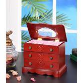 Vanessa Heart Jewelry Box Available at JewelryBoxPlus.com