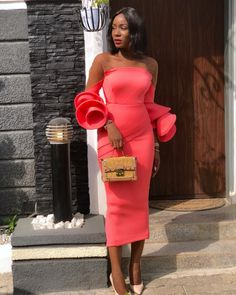 """1,174 Likes, 12 Comments - Divalukky (@divalukky) on Instagram: """"Work hard till hard work pays. @fablifeoflukky rocking a dress and bag from our ready to wear line…"""""""
