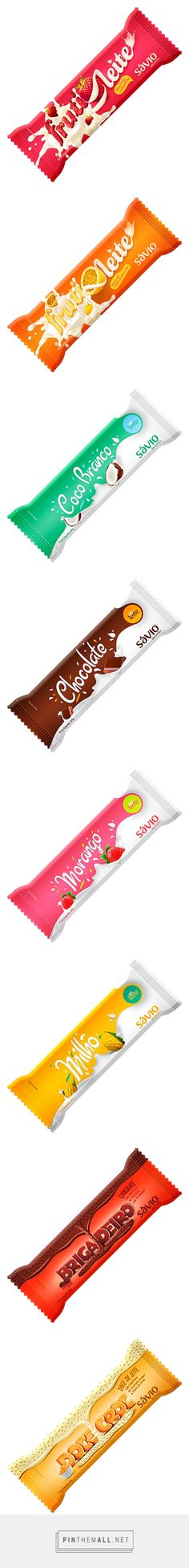 Sávio Sorvetes. Pin curated by #SFields99 #packaging