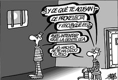 """Sin pelos en la Lengua"" portfolio de Patricia Hernández para #AulaInnova @cfiesalamanca Librarian Humor, H Comic, Comedy Memes, Humor Grafico, Hilarious, Funny, Cute Images, Comic Strips, Laughter"