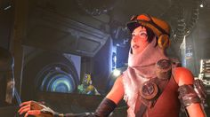 recore joule   Discussing ReCore with Joseph Staten and Keiji Inafune: Crafting…