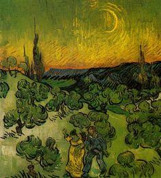 Vincent Van Gogh - 1890