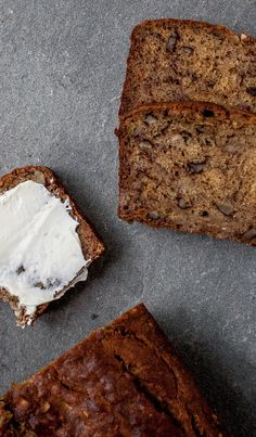 Everyone has a favorite banana bread recipe. This one's ours.