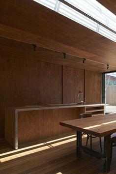 Edward Street House / Sean Godsell