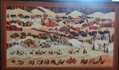 """Mongol zurag Mungunzul """"nomads"""" 2015 Photo Wall, Frame, Painting, Home Decor, Picture Frame, Photograph, Decoration Home, Room Decor, Painting Art"""
