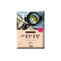 DeliciousMarket Tast of Beef Bone Powder Korean Beef Soup, Beef Bones, Gourmet Recipes