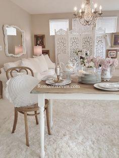 My Shabby Chic Home ~ Romantik Evim ~Romantik Ev: Romantic SHABBY CHIC : Romantic country style