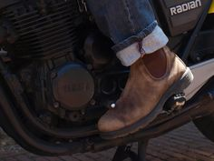 Best choice for riding! #yourboots