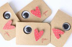 eye. love. you. GOOGLY EYES!!