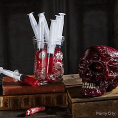 Bloody Good Shots Recipe