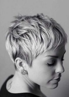Best Messy Pixie Cut