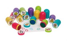 Goki - Печати с животни пластмасови