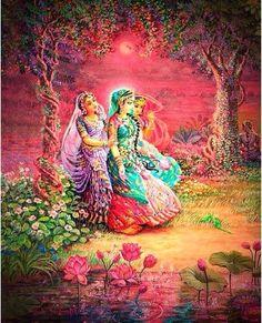 Baby Krishna, Radha Krishna Love, Radhe Krishna, Radha Rani, Radha Krishna Pictures, Krishna Painting, Hindu Art, Gods And Goddesses, Deities