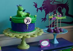 {Real Party} Puff the Magic Dragon — Frog Prince Paperie