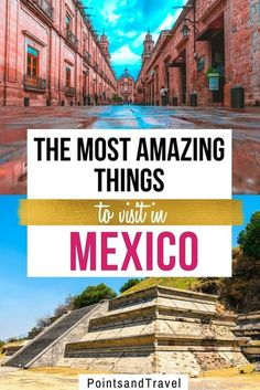The Most Amazing Things to Visit in Mexico. Traveling to Mexico? Don't miss these epic spots! Check out the most famous landmarks in Mexico you aboslutely must visit. There are so many amazing things to do and see in Mexico   Famous Landmarks in Mexico   Famous Mexico Landmarks   Mexico Travel   Mexico best things to do   Best sights in Mexico   Things to do in Mexico   Mexico Itinerary   South America Travel, North America, Latin America, Mexico Vacation, Mexico Travel, Mexico Destinations, Travel Destinations, Cozumel, Travel Guides