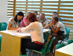 Rodičovská kavárna na téma Hejného matematiky ~ Základní škola JEDNA RADOST Conference Room